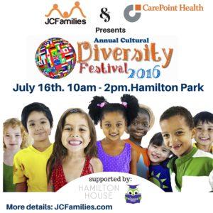 2016 Cutlural Diversity Festival